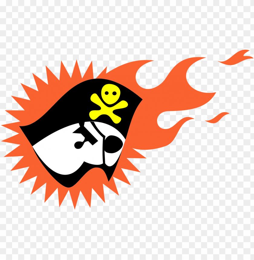 why is shonen jump\'s mascot a little pirate.
