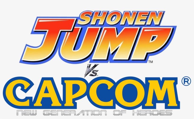 589kib, 1190x671, Shonen Jump Vs Capcom.