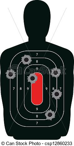Shooting Range Clipart.