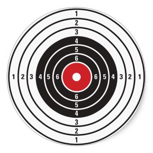 Shooting Target.
