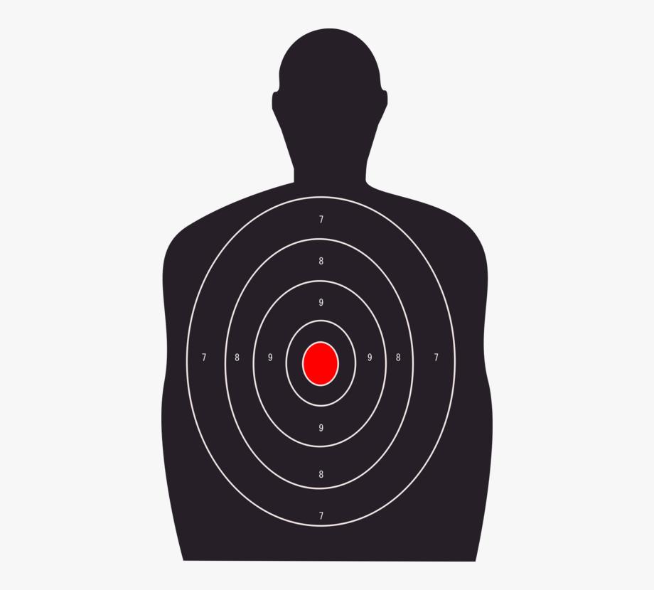 Range Clipart Target Rifle.