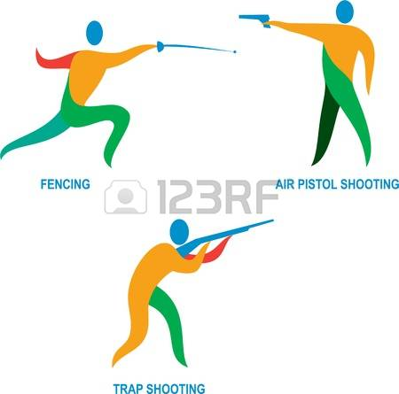 10,781 Shooting Sport Stock Vector Illustration And Royalty Free.
