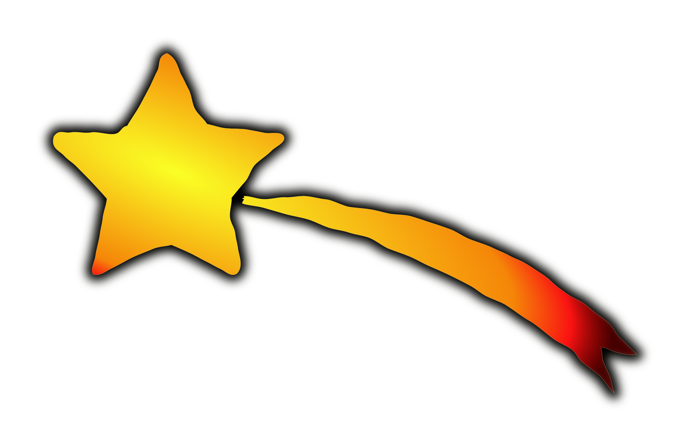 Shooting star pictures clip art clipart images gallery for.