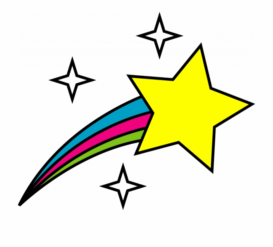 Shooting Star Drawing Clipart Drawing Clip Art.