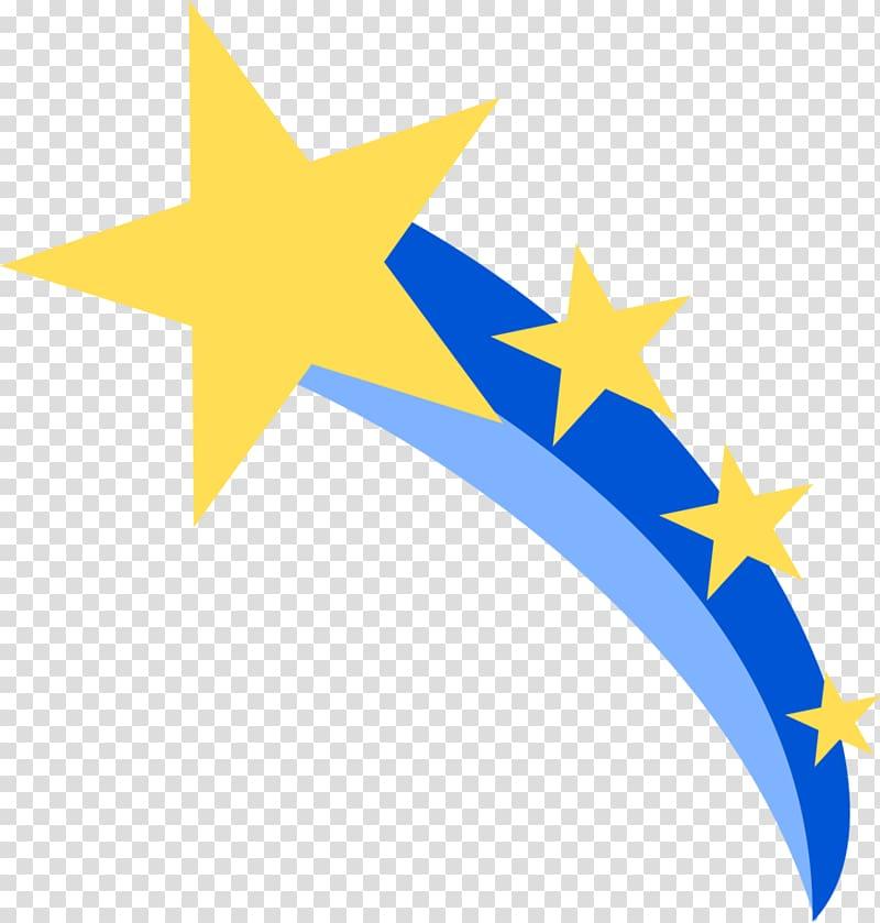 Pinkie Pie Cutie Mark Crusaders , shooting star transparent.
