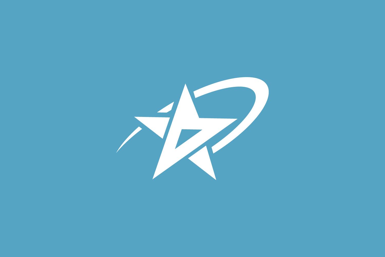 Shooting Star Logo.