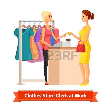 900 Shop Assistant Stock Vector Illustration And Royalty Free Shop.