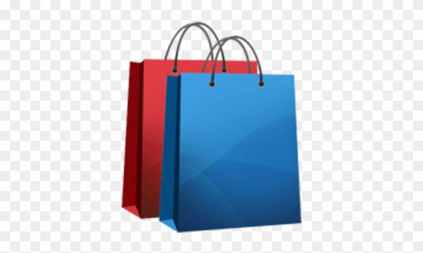 Cartoon Shopping Bag Transparent, HD Png Download.