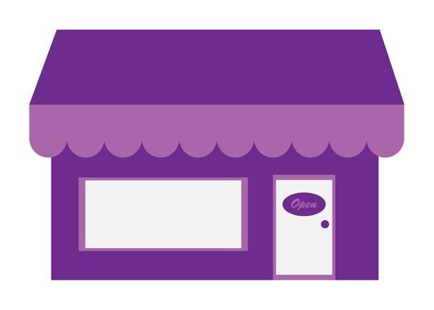 Store Shop Clip.