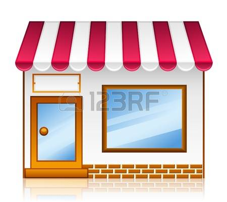 Entrance House Stock Vector Illustration And Royalty Free Entrance.