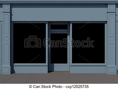Shop front Stock Illustration Images. 9,492 Shop front.