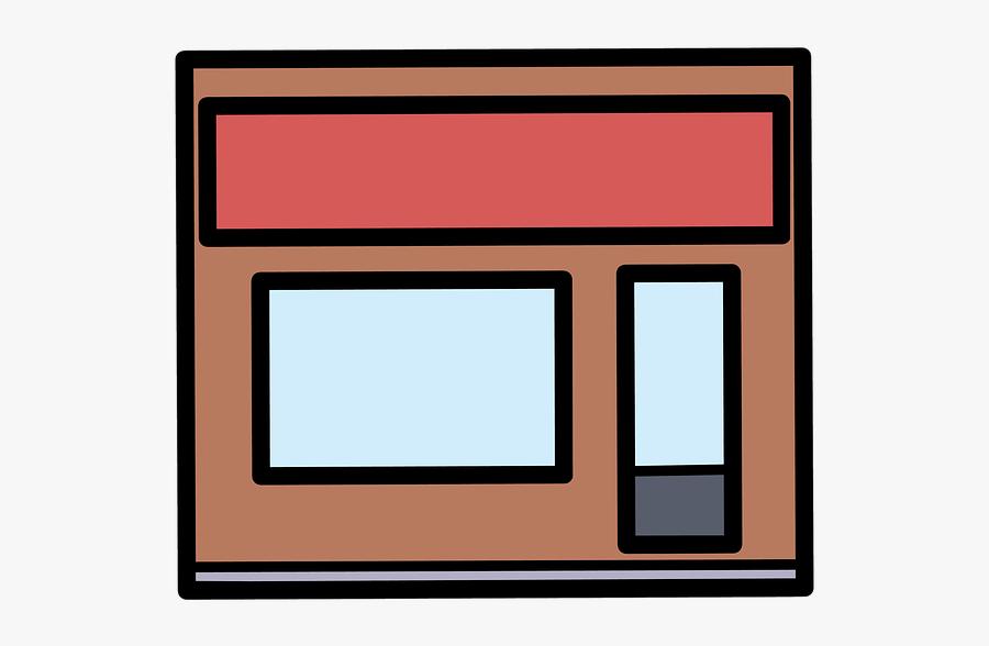 Shopping, Shop, E Shop, Icon, Clipart, Sticker, Vector.