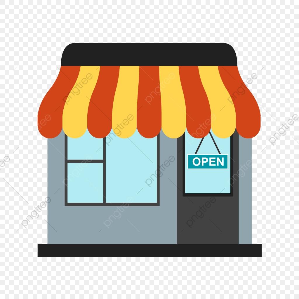 Vector Shop Icon, Store Icon, Shop Icon, Online Shopping.
