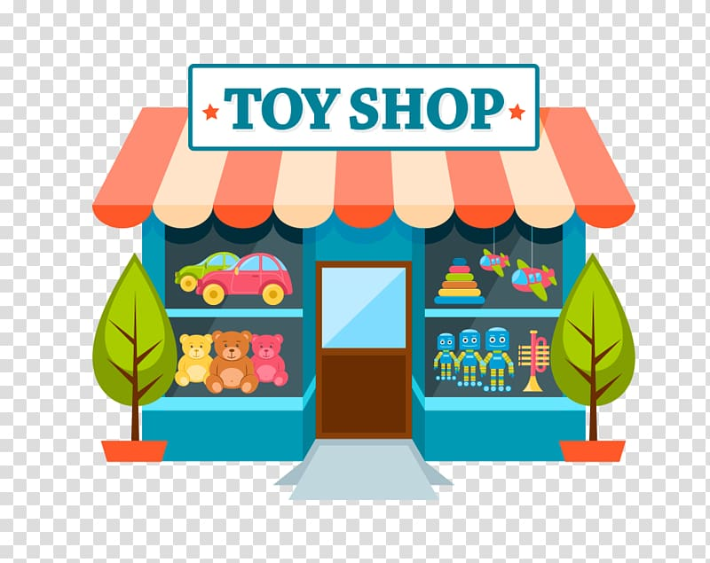 Toy Shop Retail Toys \