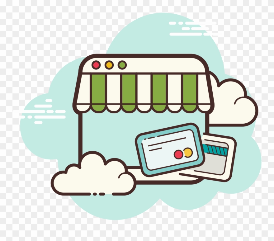 Customer Vector Online Shopping.