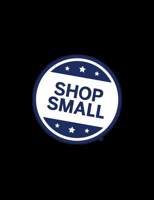 This Saturday, shop small.