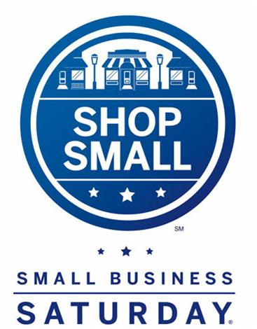Support your local businesses on November 30th!.