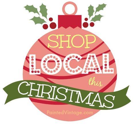 shop local this Christmas.