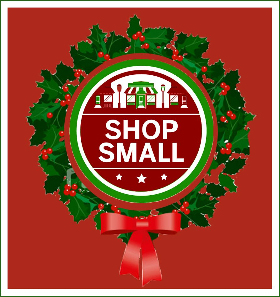 Support your little town and shop small in 2013!.