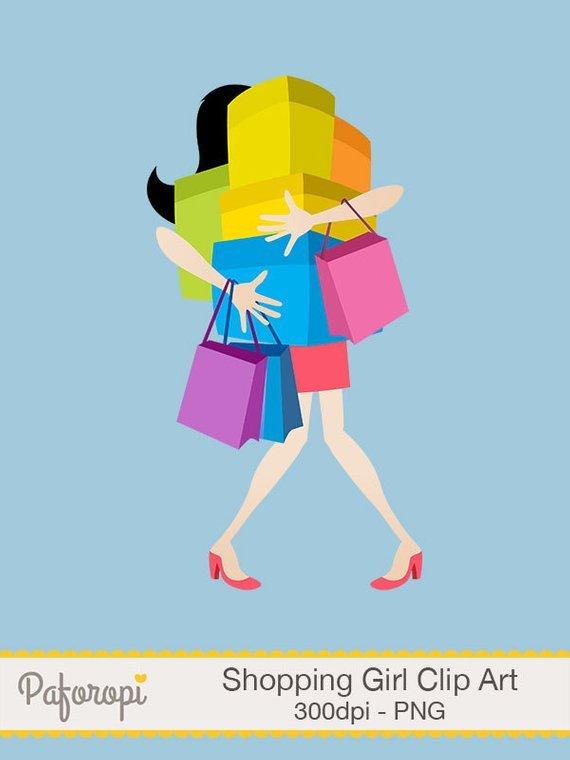 Shopaholic clipart 4 » Clipart Portal.