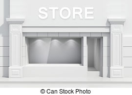 Shopfront Stock Illustration Images. 555 Shopfront illustrations.