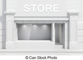 Shopfront Stock Illustration Images. 555 Shopfront illustrations.