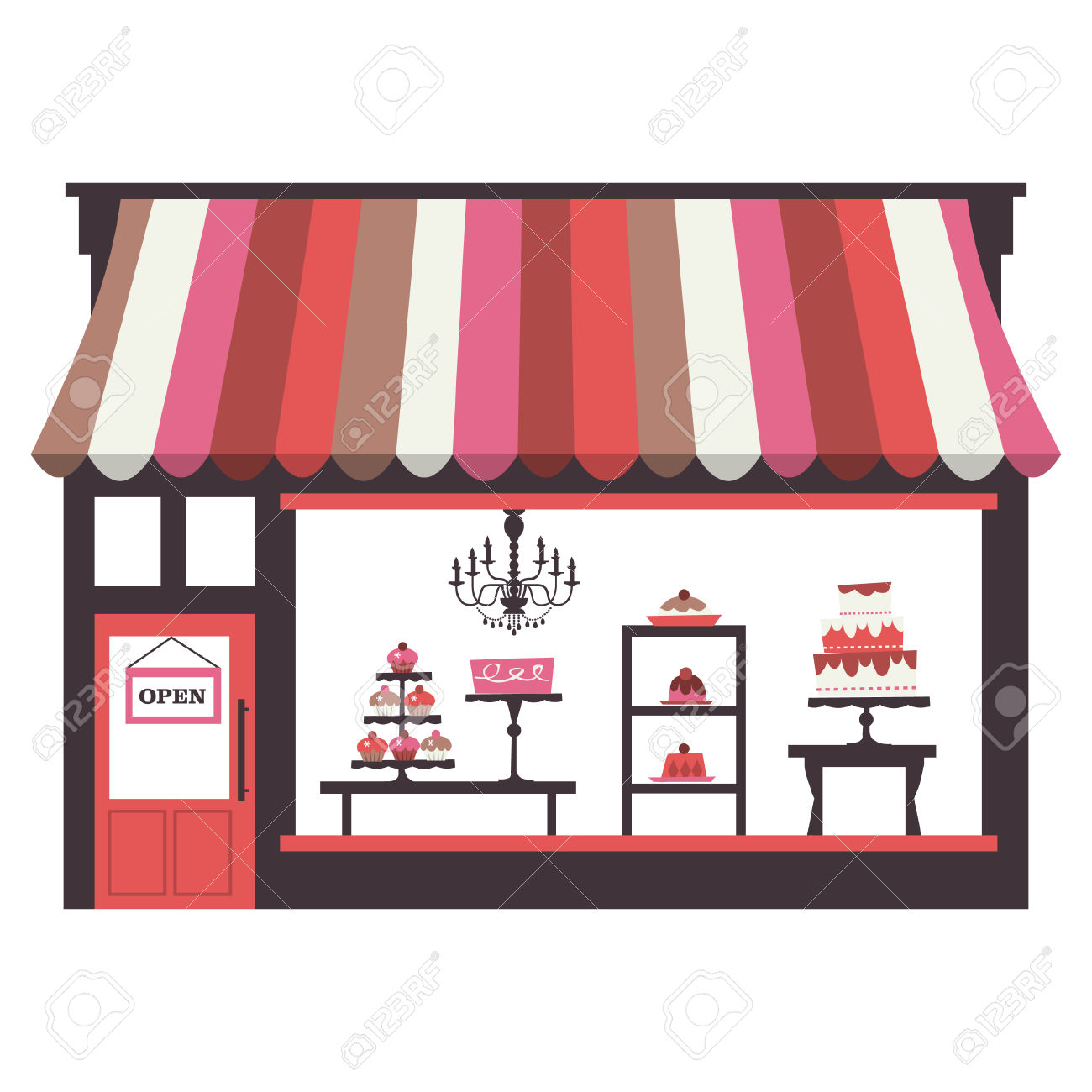 892 Shopfront Cliparts, Stock Vector And Royalty Free Shopfront.