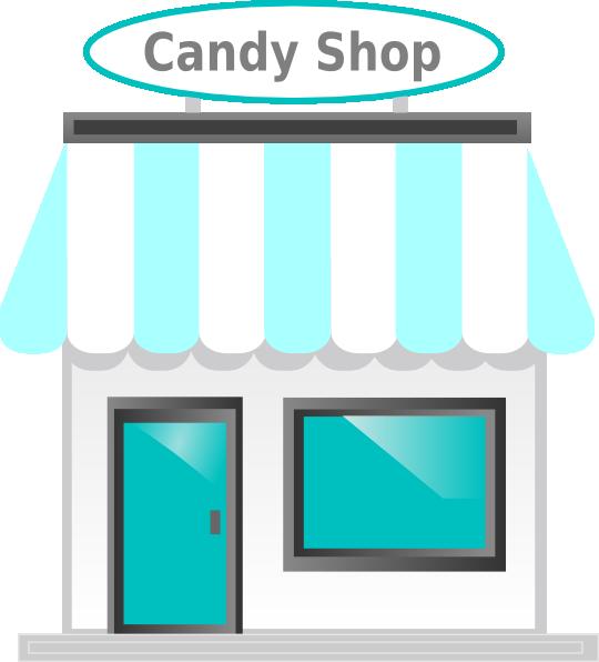 Candy Shop Front Clip Art at Clker.com.