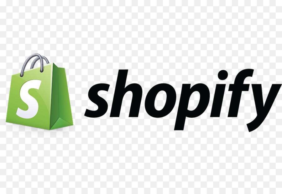 Shopify Logo png download.