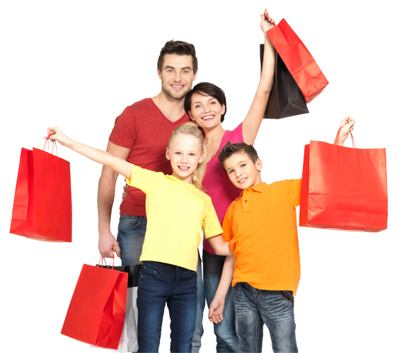 Shopping PNG Transparent Images.