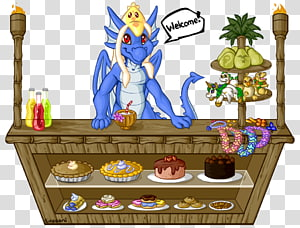 Shopkeeper PNG clipart images free download.