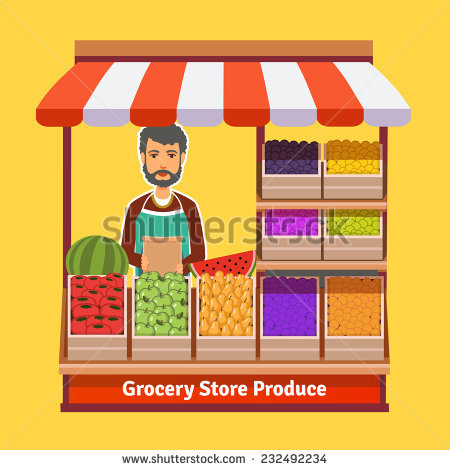 Shopkeeper clipart 2 » Clipart Station.