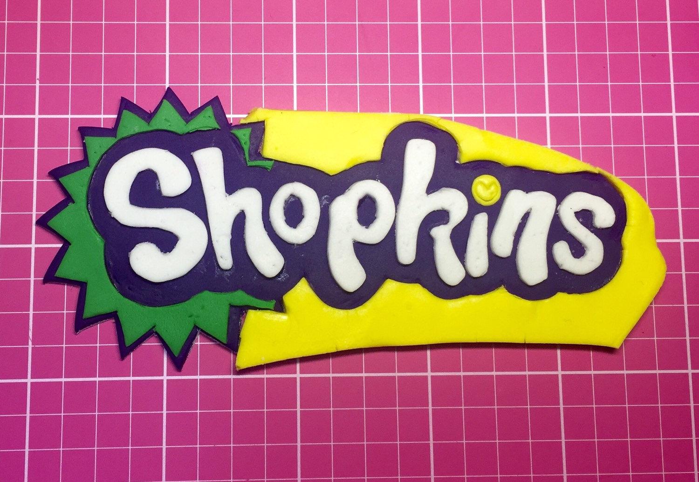 Shopkins Logos.