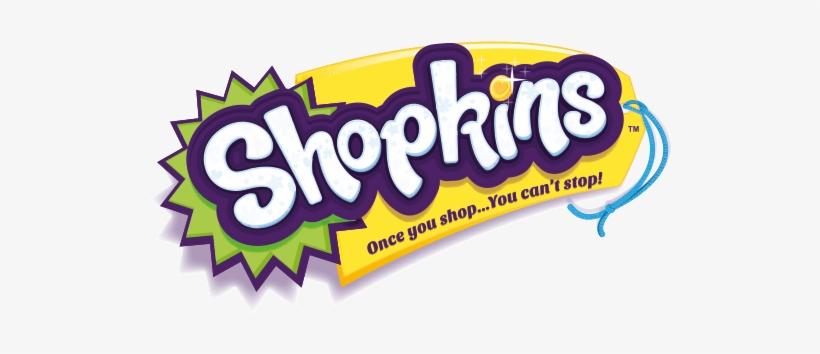 Shopkins Logo Printable PNG Image.