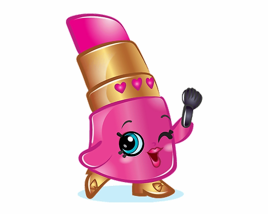 Shopkins Sticker.