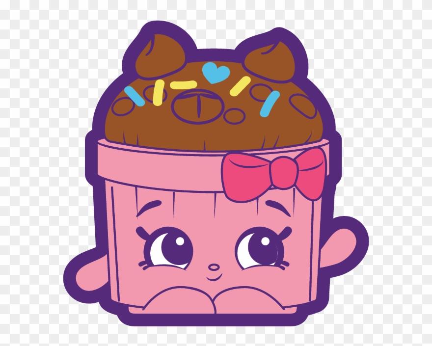 Cookie Sue Flay A Rare Shopkin.