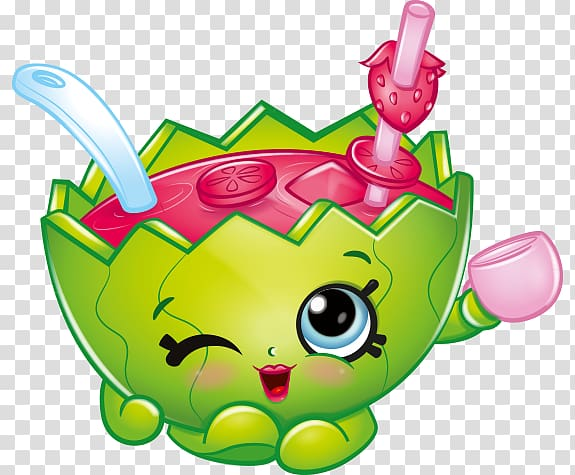 Shopkins Punch , punch transparent background PNG clipart.
