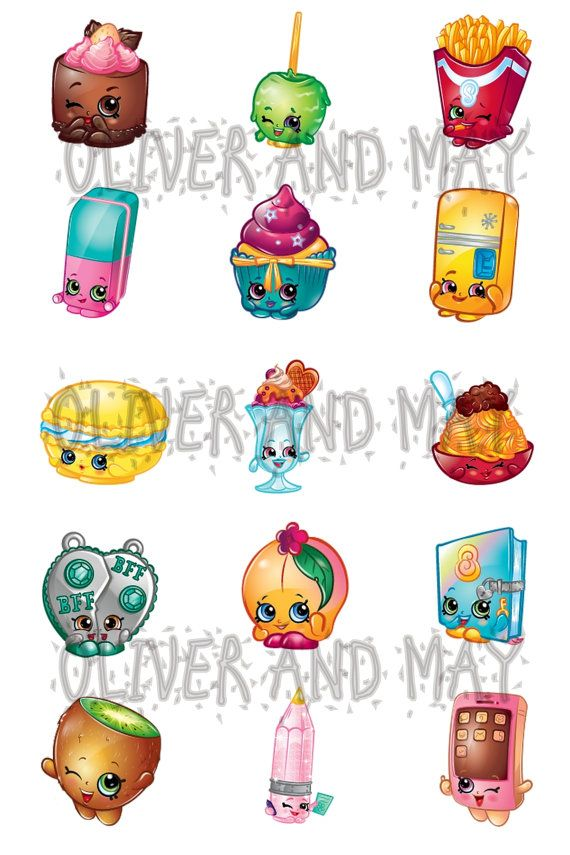 17 Best images about I♡ Shopkins on Pinterest.