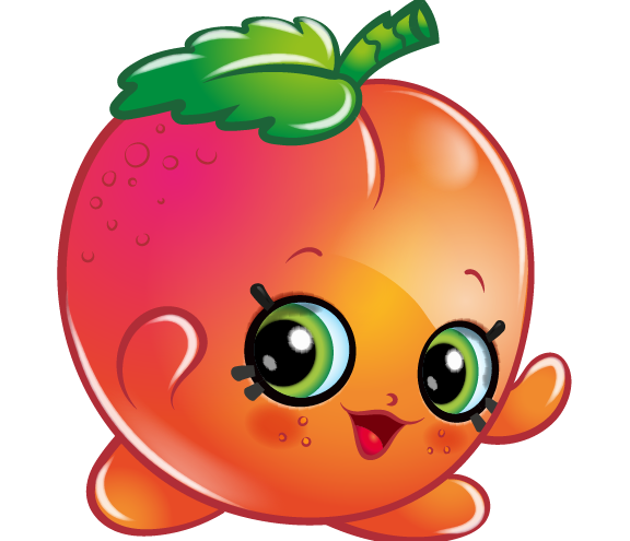 April Apricot Art Official Shopkins Clipart Free Image.
