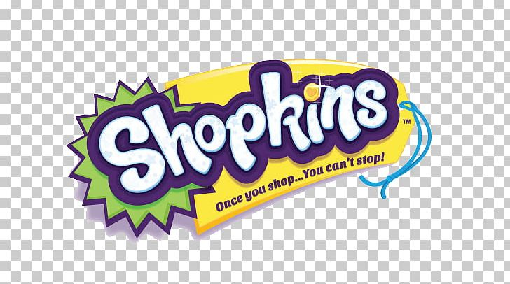 Shopkins Logo Toy Grocery Store Label PNG, Clipart, Birthday.
