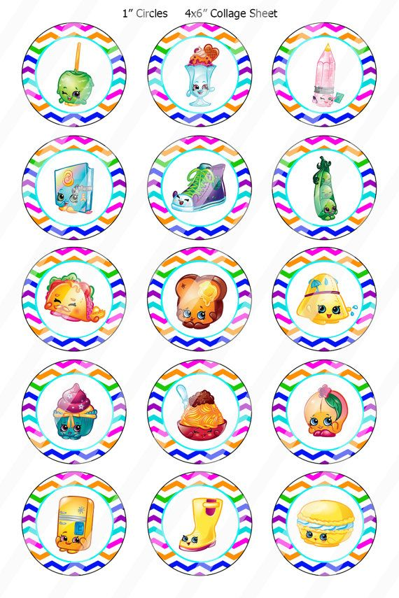 17 Best images about shopkins on Pinterest.