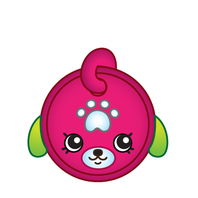 Image scan of Figure from Shopkins Season 4. Figure 4.