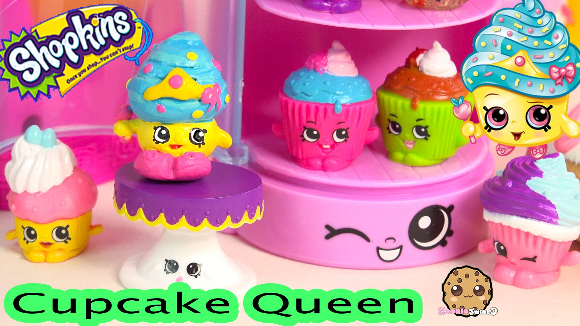 Shopkins Season 1 Clipart.