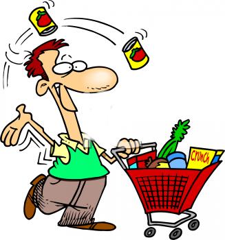 Shopper Clipart.
