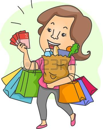 Shopping Clipart Stock Photos & Pictures. Royalty Free Shopping.