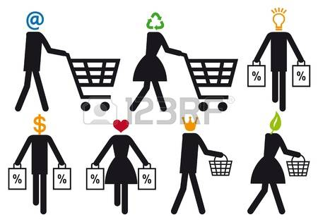 17,028 Shoppers Stock Illustrations, Cliparts And Royalty Free.