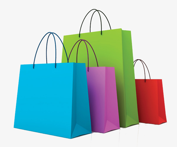 Clipart shopping bags 4 » Clipart Station.
