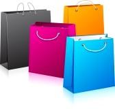 Shopping Bag Clipart.