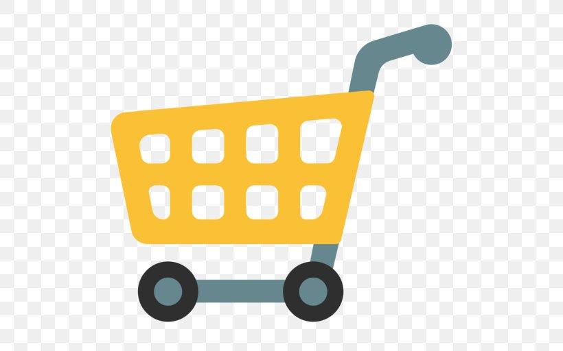 Emoji Shopping Cart Shopping Bags & Trolleys, PNG, 512x512px.