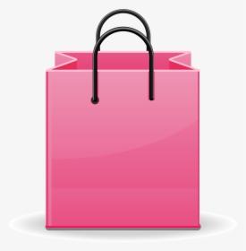 Shopping Bag Clip Art, HD Png Download.